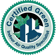 Certified Green - Indoor Air Quality Specialist